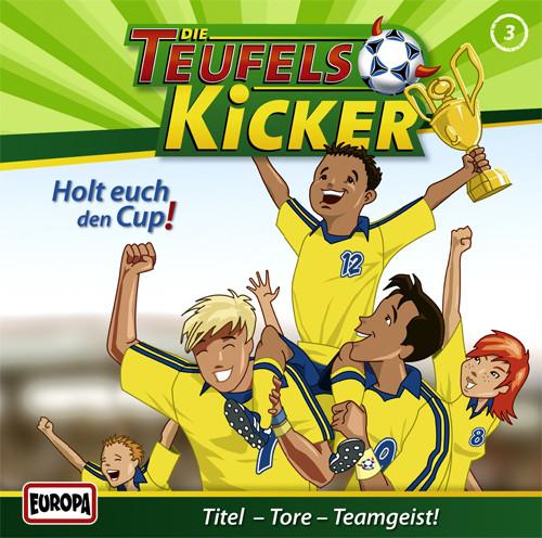 MC Teufelskicker - 03: Holt euch den Cup!