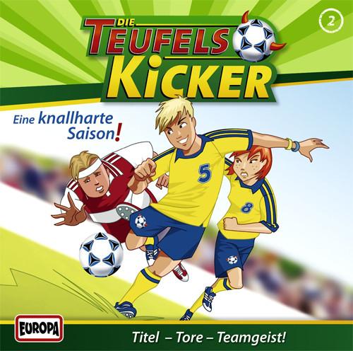 MC Teufelskicker - 02: Eine knallharte Saison!