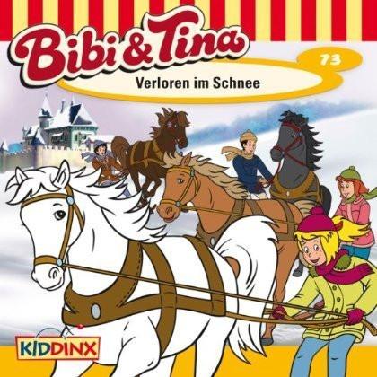 Bibi und Tina - 73 - Verloren im Schnee