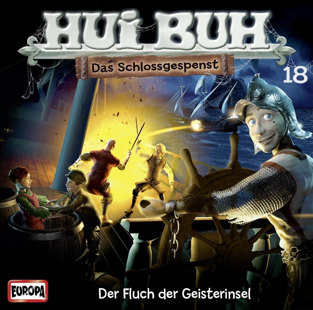 Hui Buh Neue Welt 18 Der Fluch der Geisterinsel