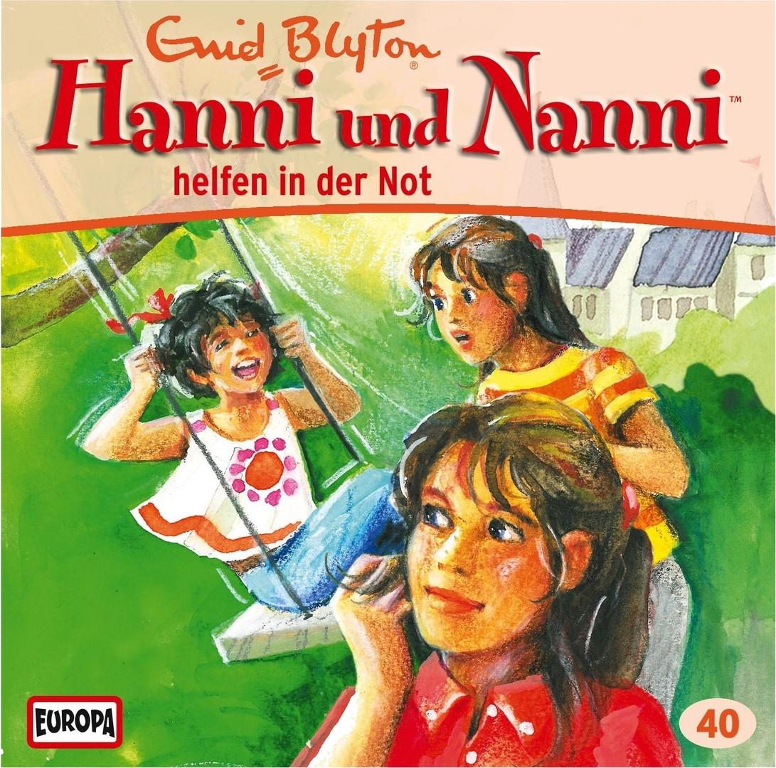Hanni und Nanni Folge 40: Helfen in Not