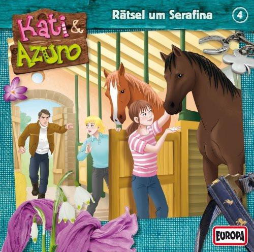 Kati & Azuro 04 - Rätsel um Serafina