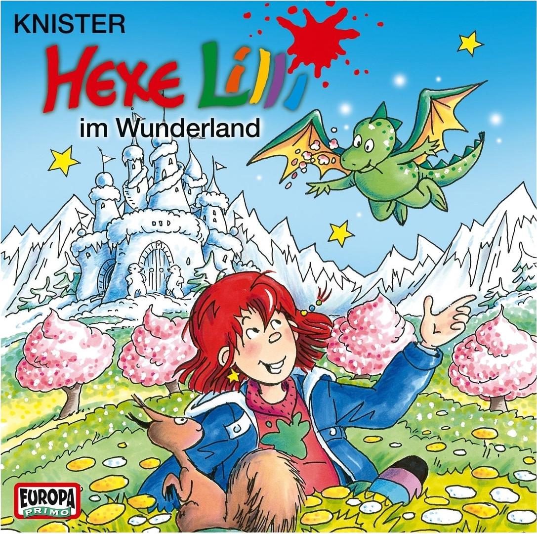 Hexe Lilli Folge 24 Im Wunderland