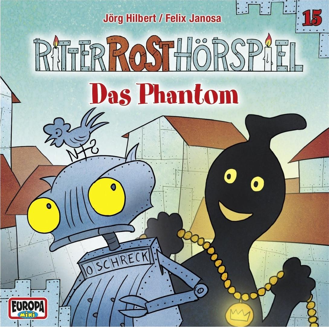 Ritter Rost 15 Das Phantom