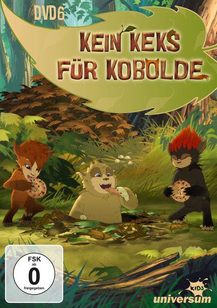 Kein Keks für Kobolde - DVD 6