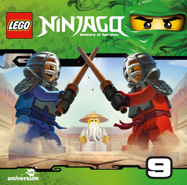 LEGO Ninjago 2. Staffel (CD 9)
