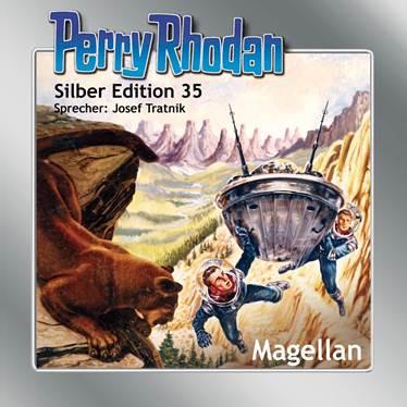 Perry Rhodan Silber Edition Nr. 35 Magellan