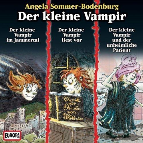 Der kleine Vampir: Vampirbox 3 (Folge 7 bis 9)