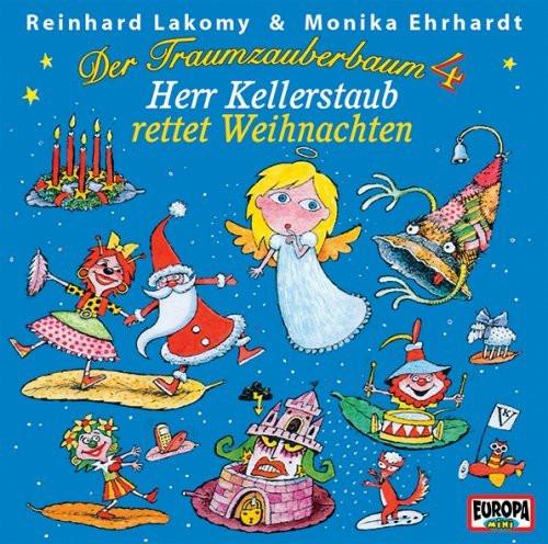 Der Traumzauberbaum 4 - Herr Kellerstaub rettet Weihnachten