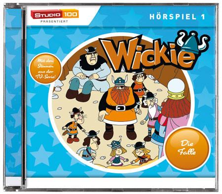 Wickie und die starken Männer 01 Die Falle
