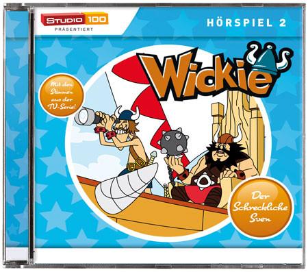 Wickie und die starken Männer 02 Der Schreckliche Sven