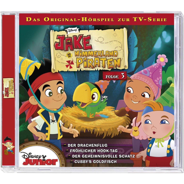Jake und die Nimmerland-Piraten - Folge 3