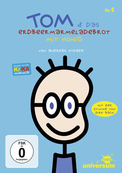 Tom und das Erdbeermarmeladenbrot mit Honig (DVD 4)