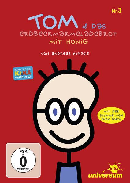 Tom und das Erdbeermarmeladenbrot mit Honig (DVD 3)