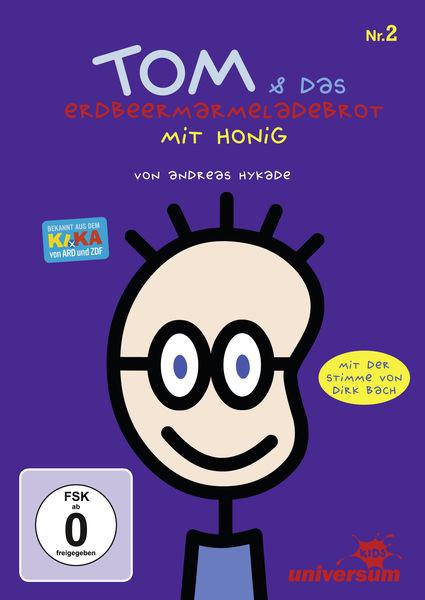 Tom und das Erdbeermarmeladenbrot mit Honig (DVD 2)