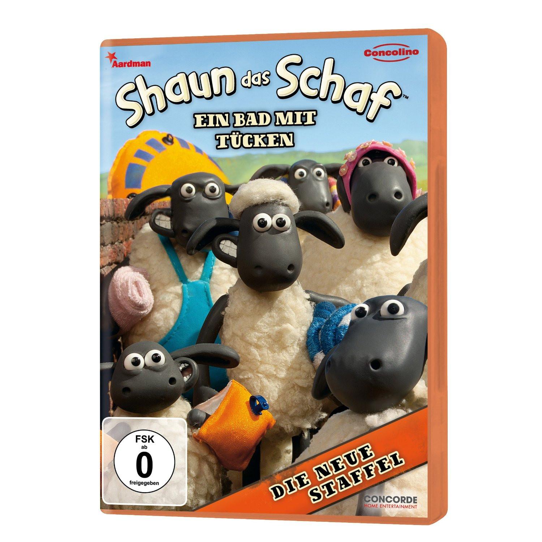 Shaun das Schaf - DIE NEUE STAFFEL - Ein Bad mit Tücken