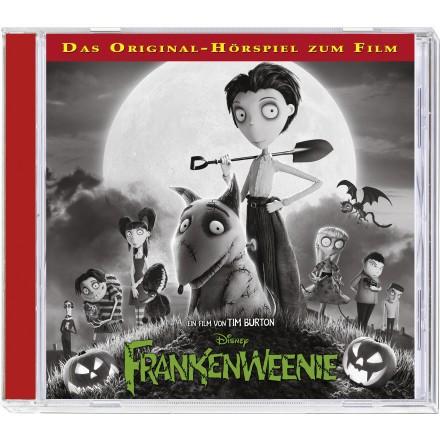 Disney: Frankenweenie
