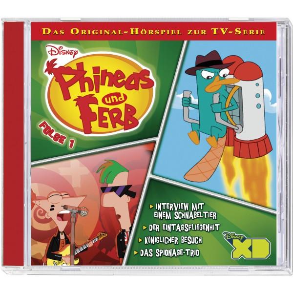 Disney: Phineas und Ferb - Folge 1