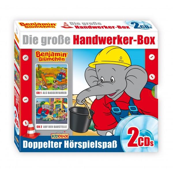 Benjamin Blümchen: Handwerkerbox (Folge 109 & 118)