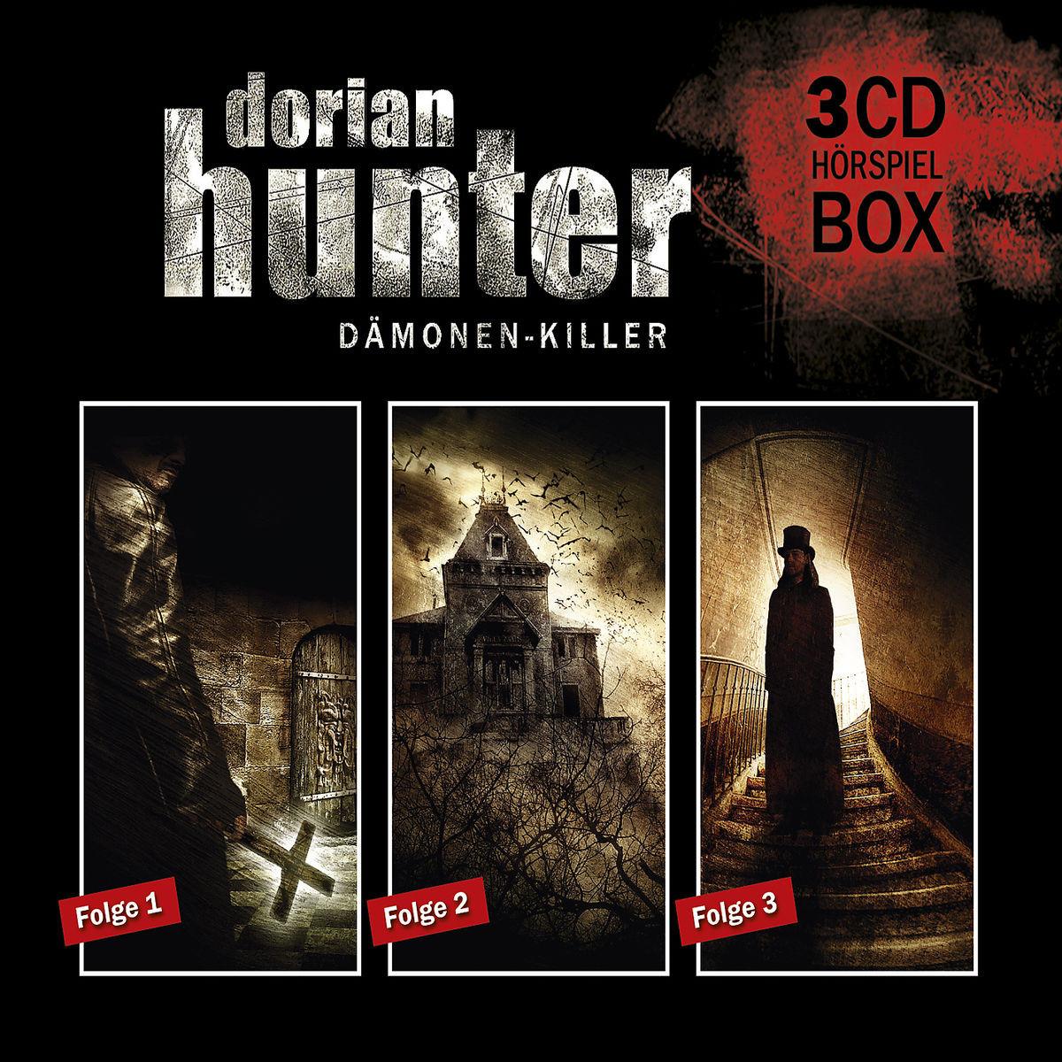 Dorian Hunter - Hörspielbox - Folge 01-03