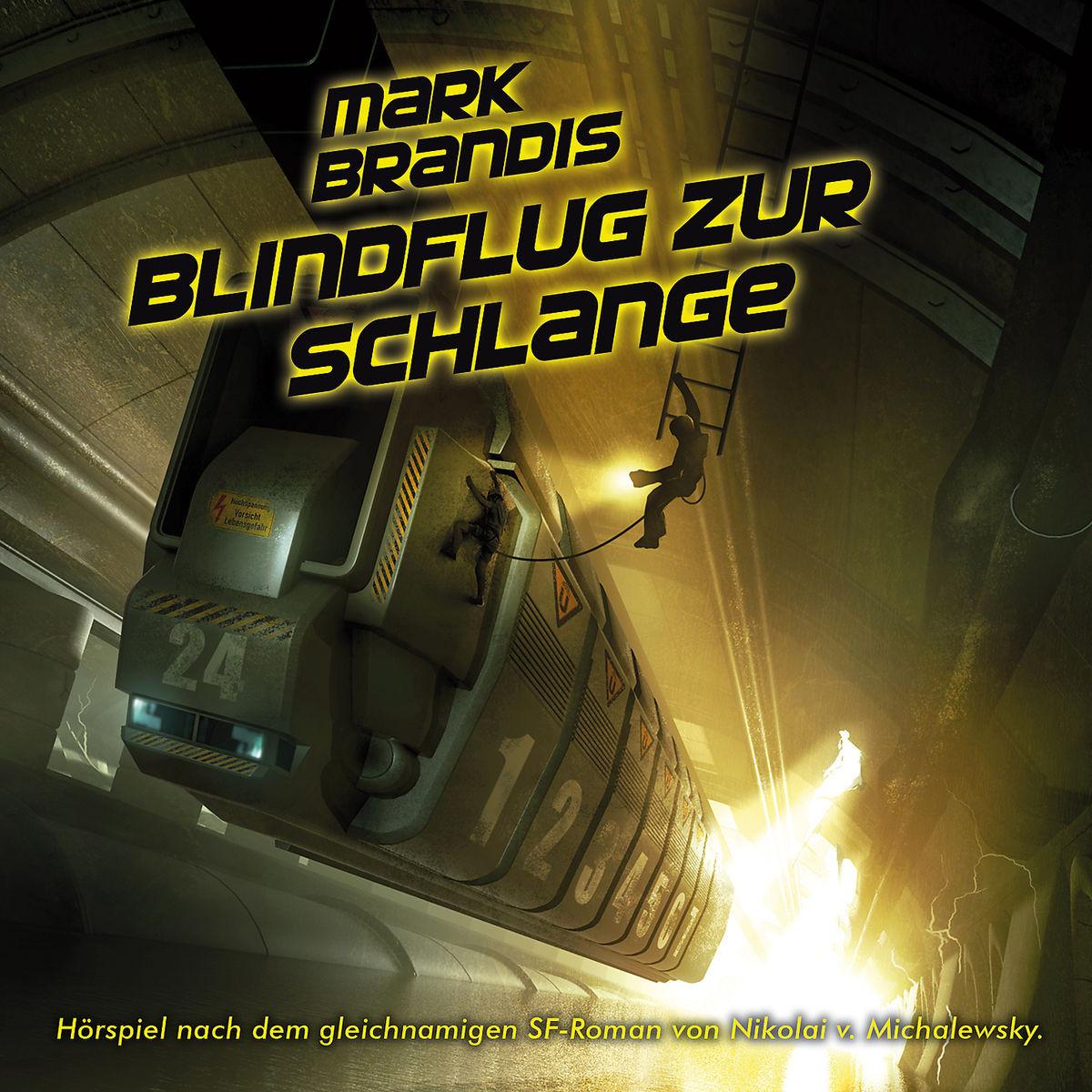 Mark Brandis - 24 - Blindflug zur Schlange