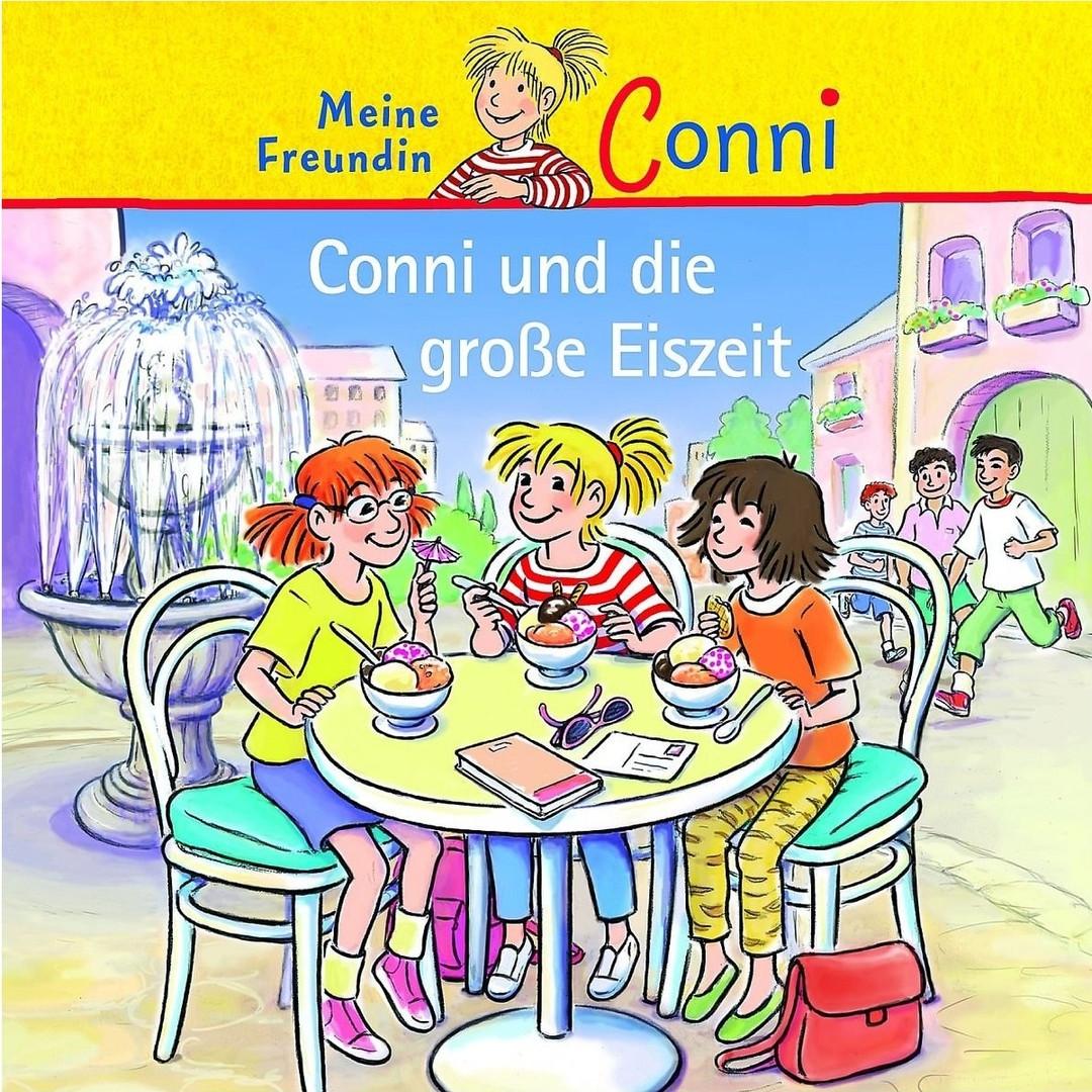 Conni - 39 - Conni und die große Eiszeit