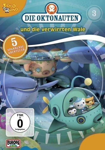 Die Oktonauten - 03: ...und die verwirrten Wale