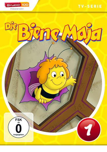 Die Biene Maja DVD 1 (Folge 1 bis 7)