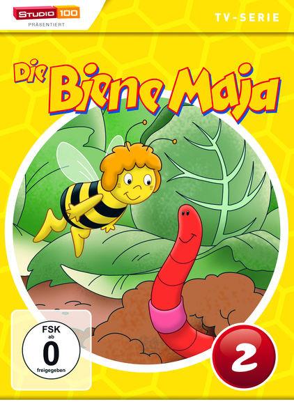 Die Biene Maja DVD 2 (Folge 8 bis 13)