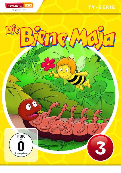 Die Biene Maja - DVD 3 (Folge 14 bis 20)