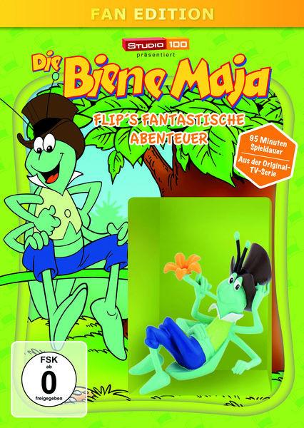 Die Biene Maja: DVD Box - Fan Edition (Flip)