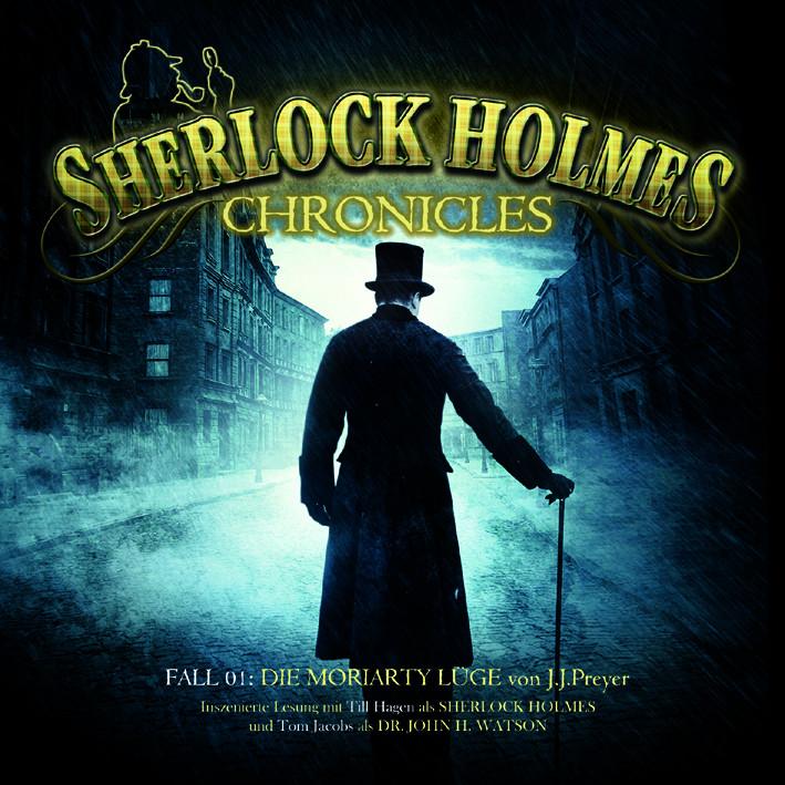Sherlock Holmes Chronicles 01: Die Moriarty-Lüge