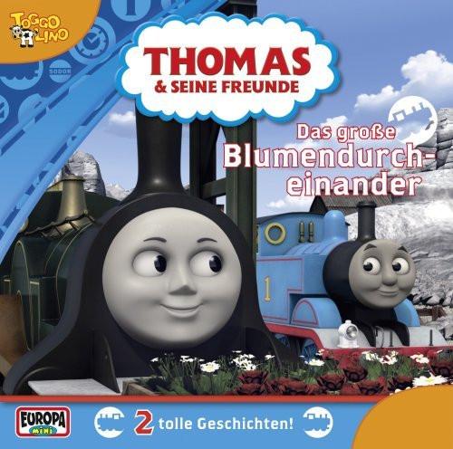 Thomas und seine Freunde 20 Das große Blumendurcheinander