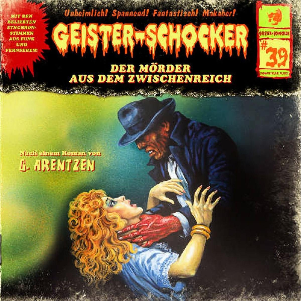 Geister-Schocker 39 Der Mörder aus dem Zwischenreich