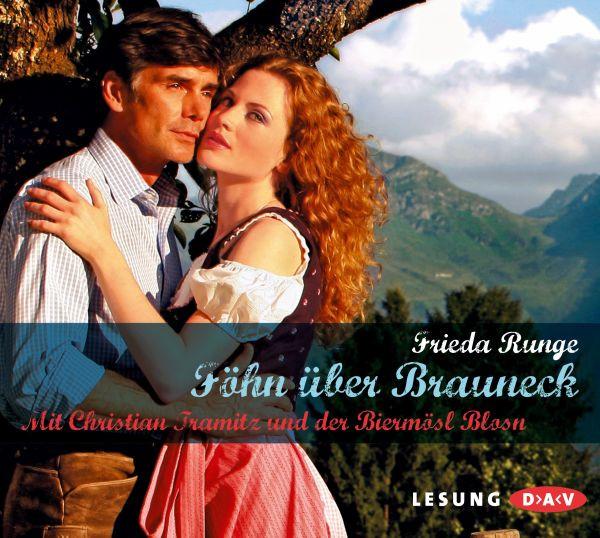 Frieda Runge - Föhn über Brauneck