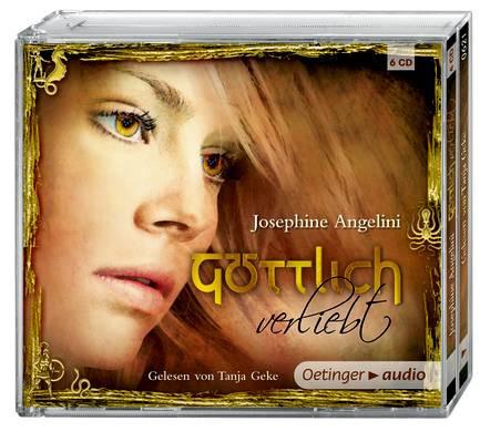 Josephine Angelini - Göttlich verliebt