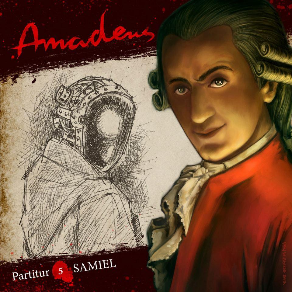 Amadeus - Partitur 5 - Samiel