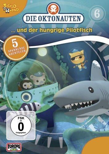 Die Oktonauten - 06: ...und der hungrige Pilotfisch