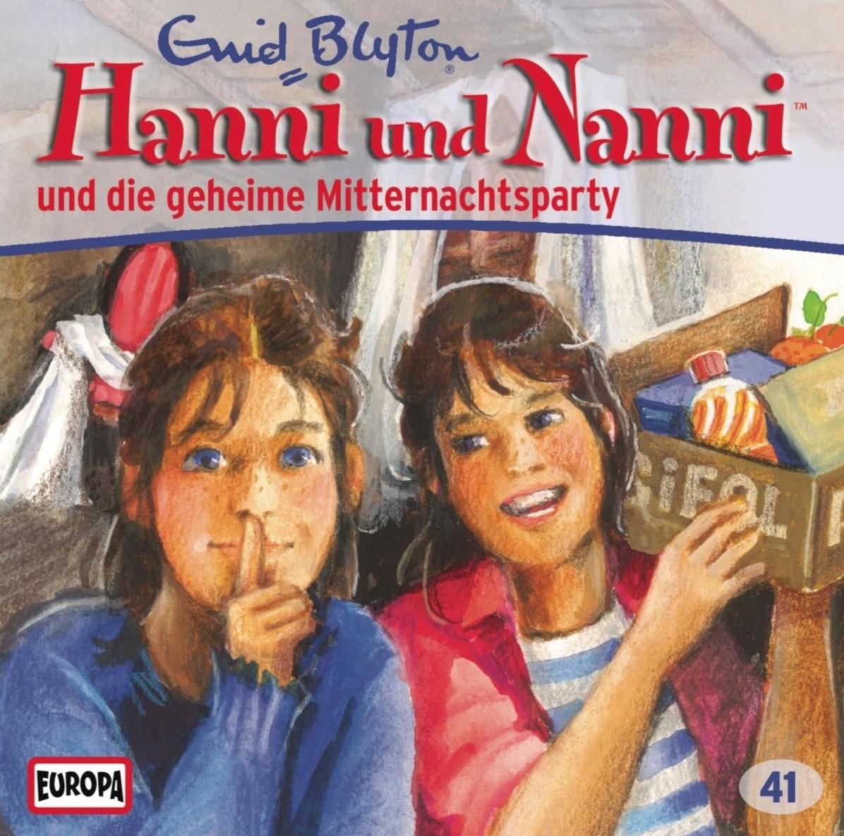 Hanni und Nanni Folge 41: Und die geheime Mitternachtsparty