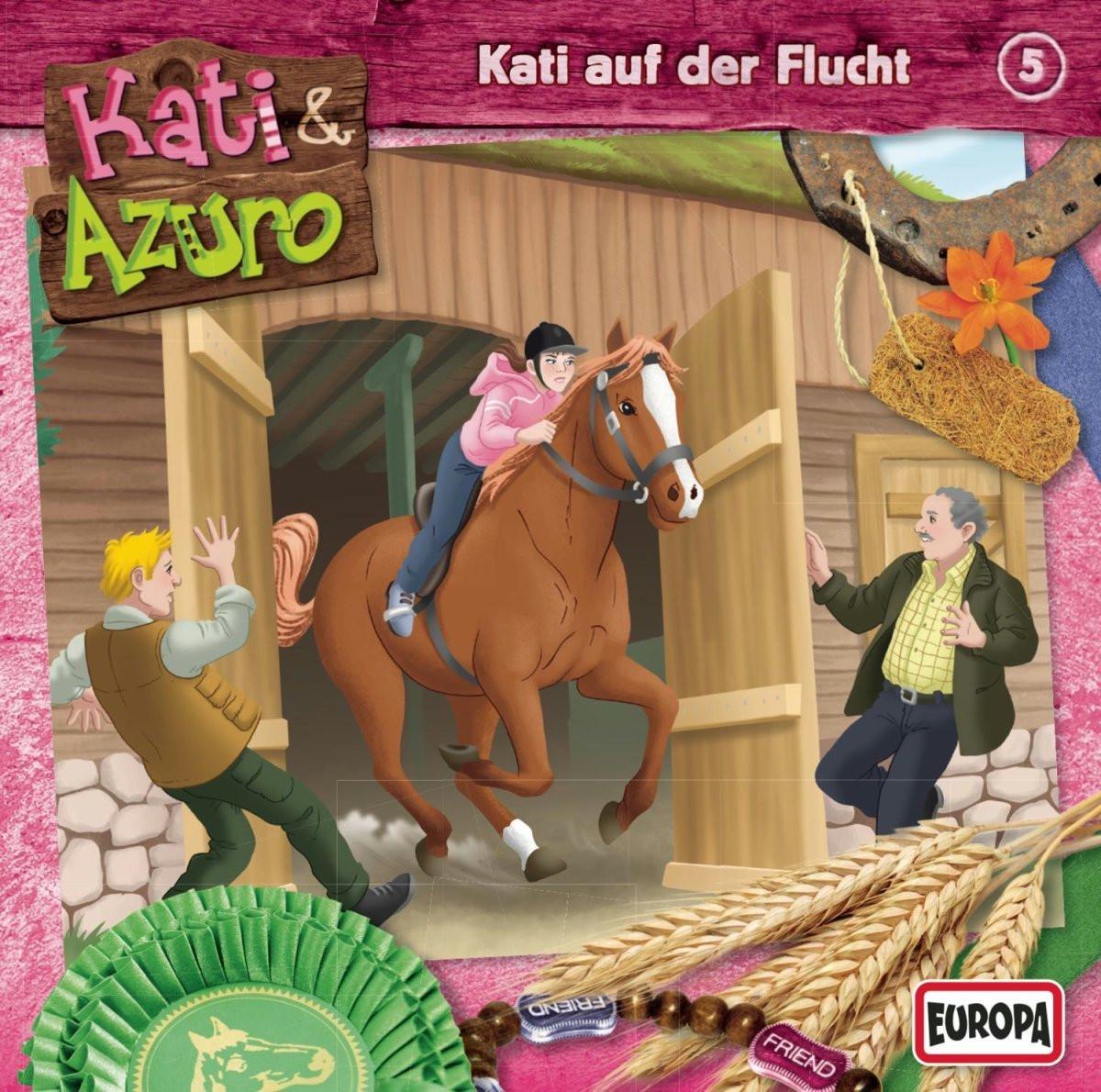 Kati & Azuro 05 - Kati auf der Flucht