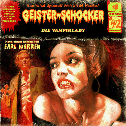 Geister-Schocker 42 Die Vampirlady