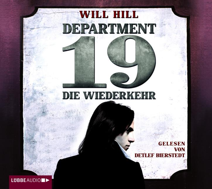 Will Hill - Department 19 - Die Wiederkehr