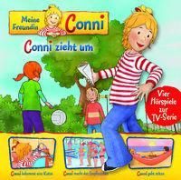 Meine Freundin Conni 01 Conni zieht um (Hörspiel zur TV-Serie)