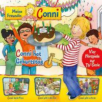 Meine Freundin Conni 04 Conni hat Geburtstag (Hörspiel zur TV-Se