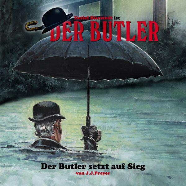 Der Butler 01 Der Butler setzt auf Sieg