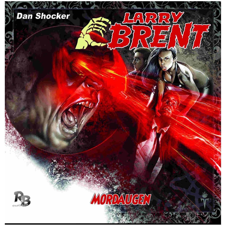 Larry Brent - Folge 10: Mordaugen