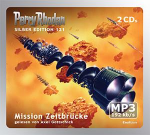 Perry Rhodan Silber Edition 121 Mission Zeitbrücke
