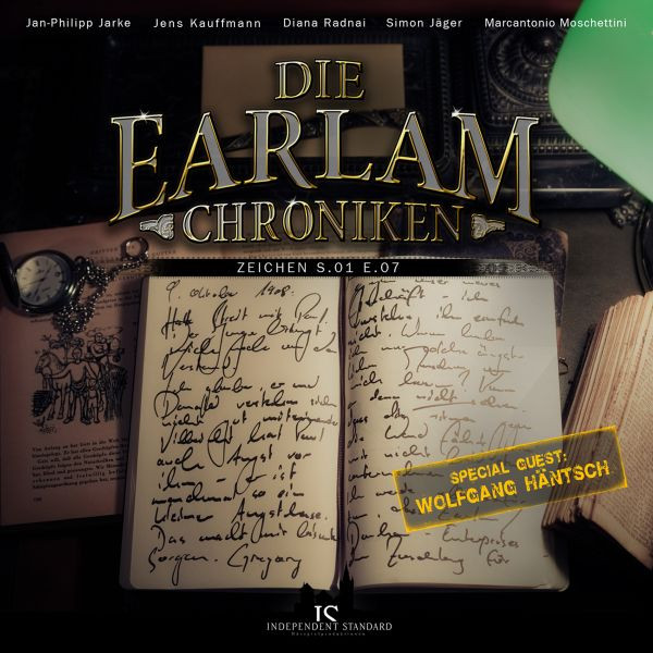Die Earlam Chroniken - S.01 E.07: Zeichen