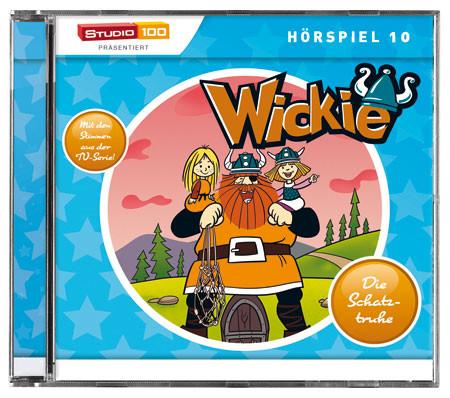 Wickie und die starken Männer 10 Die Schatztruhe