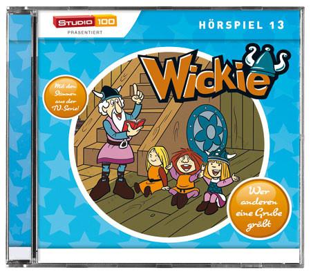 Wickie und die starken Männer 13 Wer anderen eine Grube gräbt
